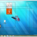 Ventanas transparentes en Windows 7