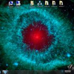Nasa universo oculto, tema para Windows 7