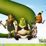 Shrek 4 forever after, tema para Windows 7