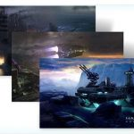 Halo Reach art, tema oficial para Windows 7