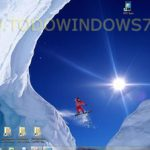 Descarga el tema Snowboard, para Windows 7