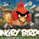 Descarga el tema Andry birds para Windows 7