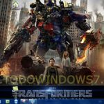 Descarga el tema oficial de la pelicula Transformers 3 para Windows 7