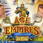 Descarga el tema Age of Empire online para Windows 7