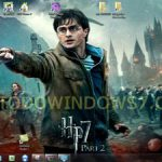 Descarga el tema de la película final de Harry Potter para Windows 7