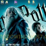 Toda la saga Harry Potter en este tema para Windows 7