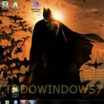 Batman Dark Knight Rises, nuevo tema para Windows 7