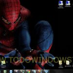 Descarga el tema de la pélicula Amazing Spiderman para Windows 7