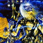 Descarga el tema del grupo heavy  Iron Maiden para  Windows 7