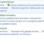 Habilitar el cliente de Telnet  en Windows 7