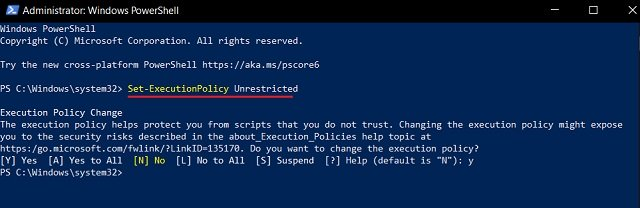 Resolver el error 0x80246019 en Windows 10 2