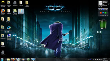 batman tema windows7