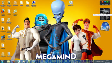 megamind fondos windows 7