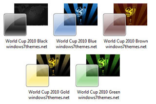 windows 7 tema mundial 2010 sudafrica futbol