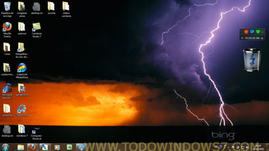 tema windows7 bing 4