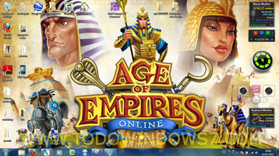 age of empire tema windows 7