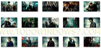 harry potter tema windows 7