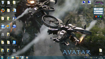 Tema avatar para windows 7