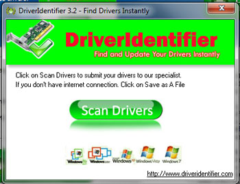 driver identifier windows 7