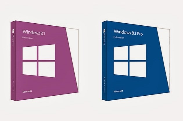 Ya disponible la actualización de Windows 8 a 8.1